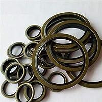 Rondella per tappo di Coppa olio senza amianto 14/x 20/mm, 100/strame