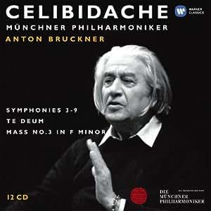 Celibidache 2: Bruckner by Warner Classics (2011-11-29)