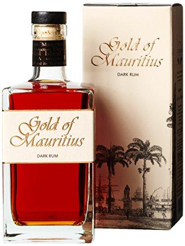 Gold of Mauritius Dark Rum (1 x 0.7 l)
