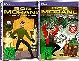Bob Morane - Gesamtedition / Die komplette 26-teilige Zeichentrickserie auf 4 DVDs (Pidax Animation)
