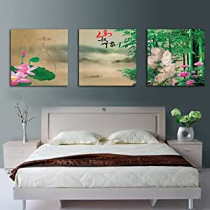 lemon art tree jahrzehnten chinesische malerei lotus bild auf leinwand drucken kommende. Black Bedroom Furniture Sets. Home Design Ideas