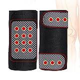 Xuba 1coppia terapia magnetica tutore per ginocchio leggings Warm Support ginocchiere Knee Massager Health Care