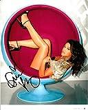 Gina Rodriguez firmato 25,4x 20,3cm colore foto-Jane The Virgin-Deepwater Horizon-100% autenticità garantito-in persona Dealer-UACC registrati # 242