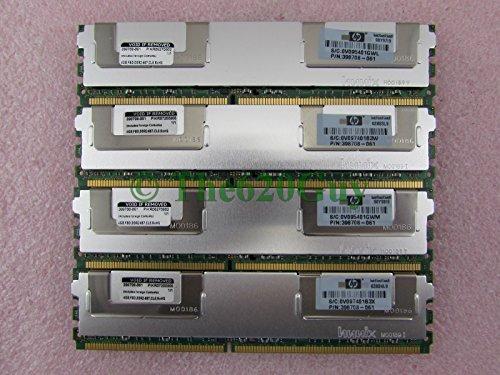 HP 398708-06116GB 4X 4GB PC2-5300F DDR2667ECC Voll gepuffert HYNIX MEMORY KIT -