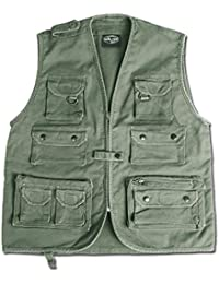 Mil-Tec Hunting and Fishing Vest olive