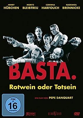 C(r)ook ( Basta - Rotwein oder Totsein ) [DVD] by Henry H?bchen