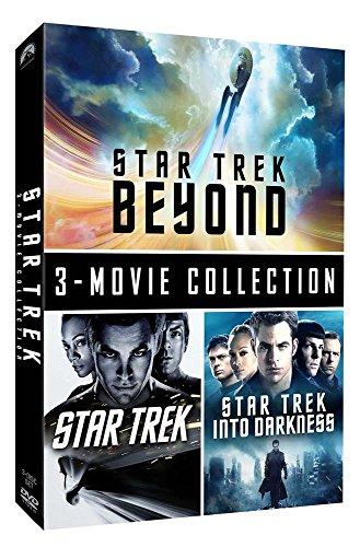 Trek Set Star Box (star trek / star trek into darkness / star trek - beyond (3 dvd) box set)