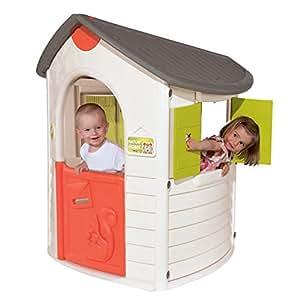 smoby 310047 jeu de plein air et sport maison natur home jeux et jouets. Black Bedroom Furniture Sets. Home Design Ideas