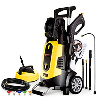 Wilks-USA RX545 Very High Powered Pressure Washer - 210 Bar by Wilks-USA