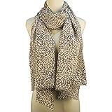 Vozaf Women's Wool Shawls - Grey