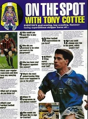 90-minutes-on-the-spot-everton-tony-cottee-football-magazine-picture