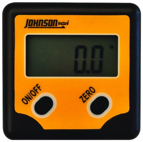 Johnson Level & Tool 1886-0100 Magnetic Digital Angle Locator by Johnson Level & Tool (Locator Digitale)
