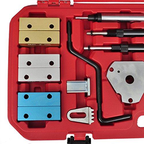 Festnight Kit d'Outils de Calage pour Fiat, Alfa, Romeo et Lancia pas cher