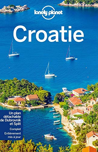Croatie - 9ed par LONELY PLANET, Planet Lonely