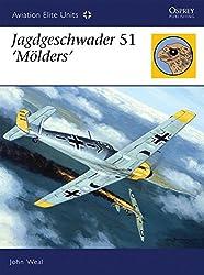 Jagdgeschwader 51 'Mölders' (Aviation Elite Units No. 22)