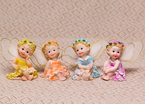 secretrain-resin-garden-ornament-home-outdoor-decor-cute-and-lovely-sitting-flower-fairies-4pcs-set