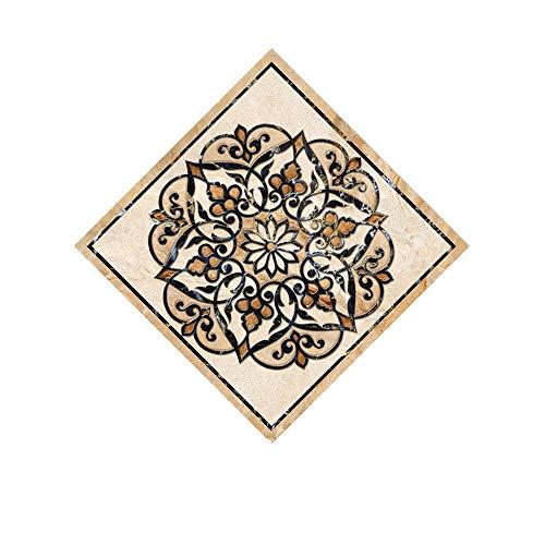 Mimihuhu adesivi per piastrelle adesivi murali in mosaico fai da te adesivi geometrici adesivi per piastrelle e