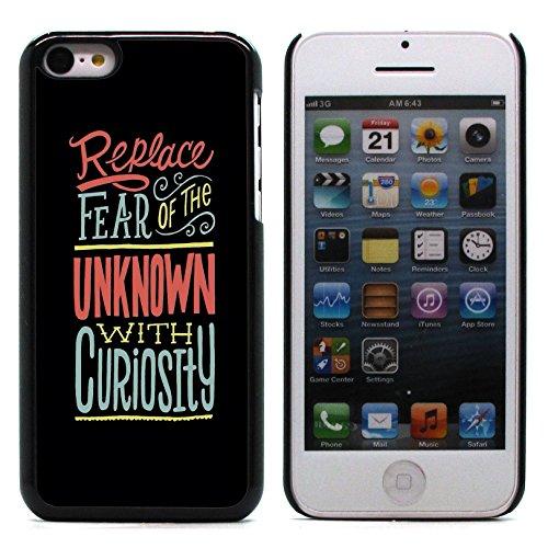 "Graphic4You ""Expect Nothing..."" Life Proverb Zitat Design Harte Hülle Case Tasche Schutzhülle für Apple iPhone 5C Design #3"