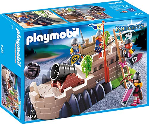 Playmobil - 4133 - Chevaliers - Superset Chevaliers