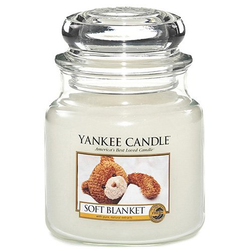 Yankee Candle 1173564E Soft Blanket mittleres Jar