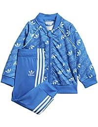 Amazon.fr   adidas - Survêtements et ensembles de sport   Vêtements ... b8de482f802