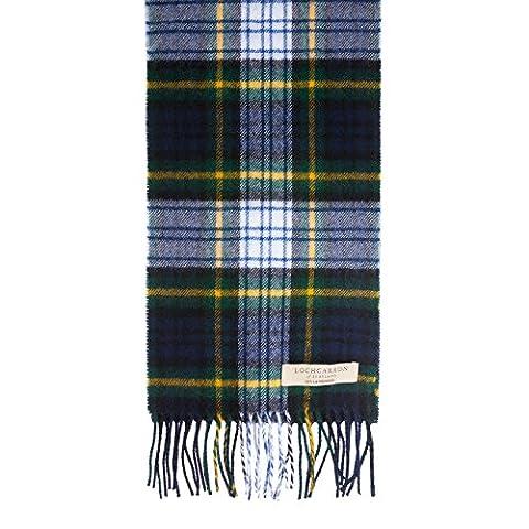 Marchbrae Lochcarron Schottisch Wollen Schal Tartan (Gordon Dress Modern)