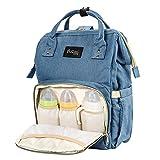 Best Diaper Backpacks - Diaper Bag Backpack Multi-Function Large Capacity Waterproof Travel Review