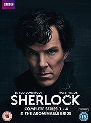 Sherlock - Series 1-4 & Abominable Bride Box Set [DVD] [2016] IM