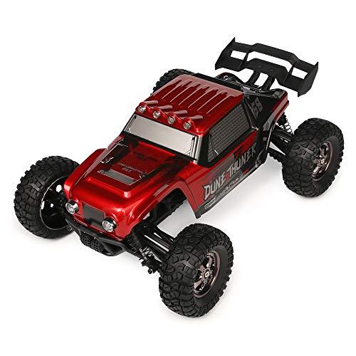 RC Auto kaufen Buggy Bild 4: HAIBOXING Ferngesteuert Auto 2,4 GHz 4WD 1/12 RC Desert Buggy 38 KM/H Hoch Geschwindigkeits Mit 6 LED-Leuchten, Hydraulikdämpfer Wasserdicht RC elektro Lastwagen RTR Hobby-Klasse*