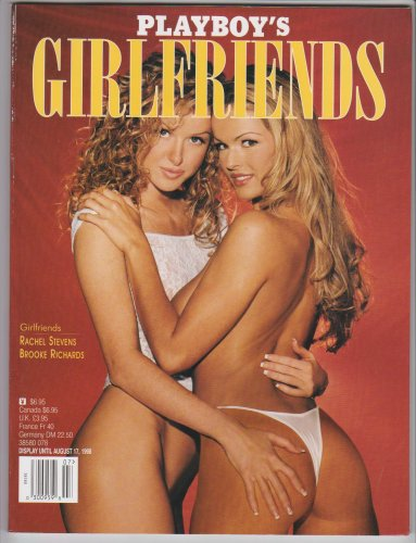Playboy Girlfriends July 1998