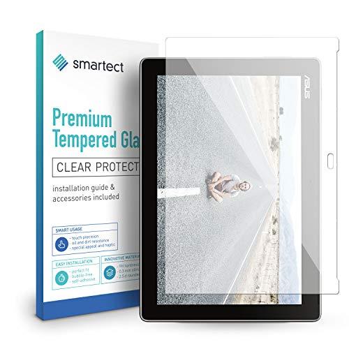 smartect Panzerglas für Asus ZenPad 10 (Z301MFL) - Bildschirmschutz mit 9H Härte - Blasenfreie Schutzfolie - Anti Fingerprint Panzerglasfolie