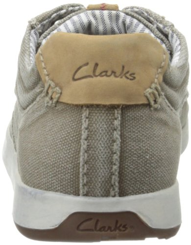 Clarks Norwin Vibe Oxford Olive