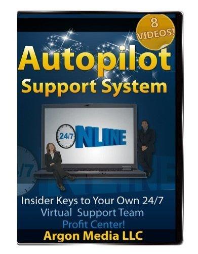 Autopilot Support System by Todd D. Lloyd Autopiloten Autopilot-systeme