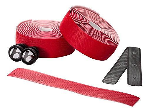 Owijka kierownicy Bontrager Supertack czerwona (Bontrager Super)
