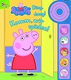 Peppa Pig - Ding, dong! Komm, wir spielen! - Soundbuch