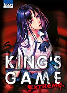 King's Game Extreme Edition simple Tome 3