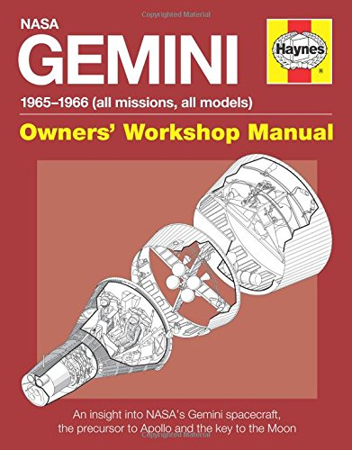 NASA Gemini 1965-1966 (All Missions, All Models): An Insight Into NASA's Gemini Spacecraft, the Precursor to Apollo and the Key to the Moon (Owners Workshop Manual)