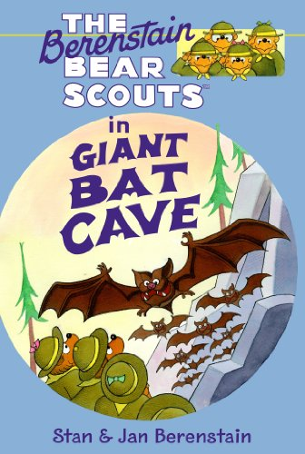 The Berenstain Bears Chapter Book: Giant Bat Cave (English Edition)