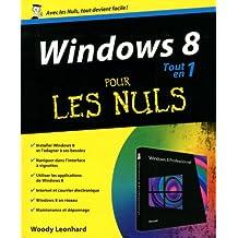 Windows 8 Tout en 1 pour les Nuls