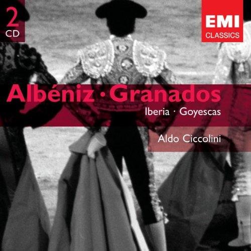 albeniz-iberia-granados-goyescas