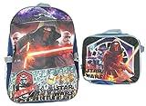 Disney Star wars 40,6cm Sac à dos avec boîte à déjeuner assorti détachable