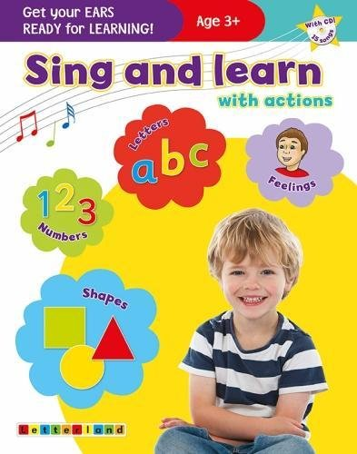Sing and learn with actions (Letterland)