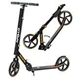 Apollo Monopattino XXL Wheel 200 mm - Phantom PRO Oro è Un City Scooter di...