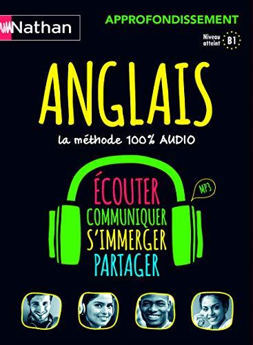 Anglais - Coffret Approfondissement 100% audio par Mary Mercer