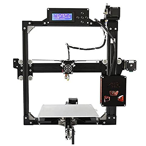 INNOVATION Creative new aluminum frame structure 3D printer LCD2004 screen