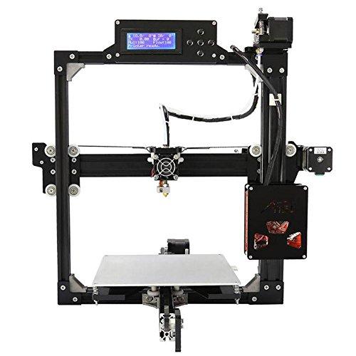 INNOVATION Créative nouvelle structure de cadre en aluminium Imprimante 3D Écran LCD2004 Prototypage rapide Écran de niveau 3D Imprimante 3D Ensemble bricolage , 1