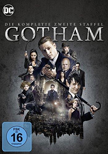 Gotham - Die komplette zweite Staffel [6 DVDs]