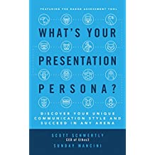 What's Your Presentation Persona?: Discover Your Unique Communication Style and Succeed in Any Arena