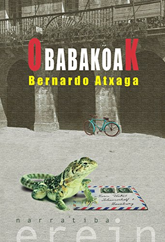 Obabakoak (Basque Edition)