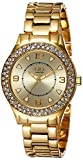 Gio Collection Analog Gold Dial Women's ...